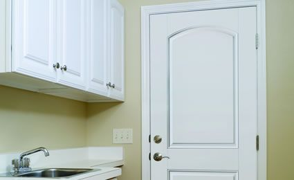 when you replace your entry door with a therma tru door you will