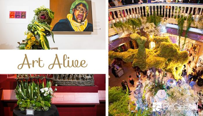 Art Alive 2014 is this weekend! Enter to win a pair of tickets 4/11-13 #giveaway #sandiego