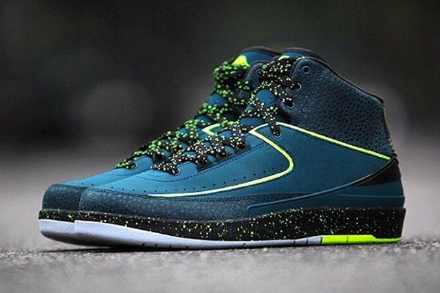 AIR JORDAN 2 (NIGHTSHADE) - Sneaker Freaker