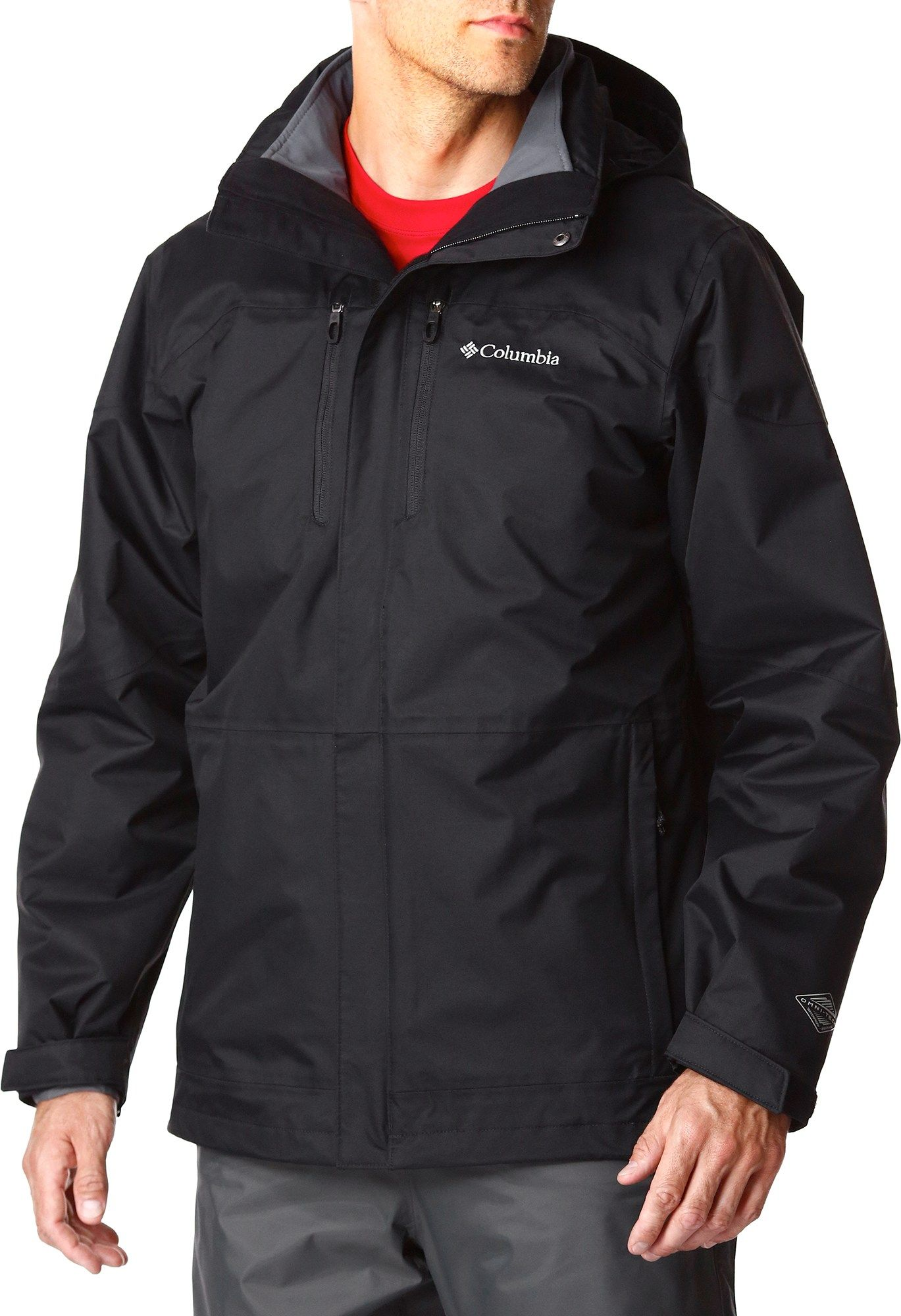 Columbia Snow Runner Interchangeable 3-in-1 Jacket - Men's ...