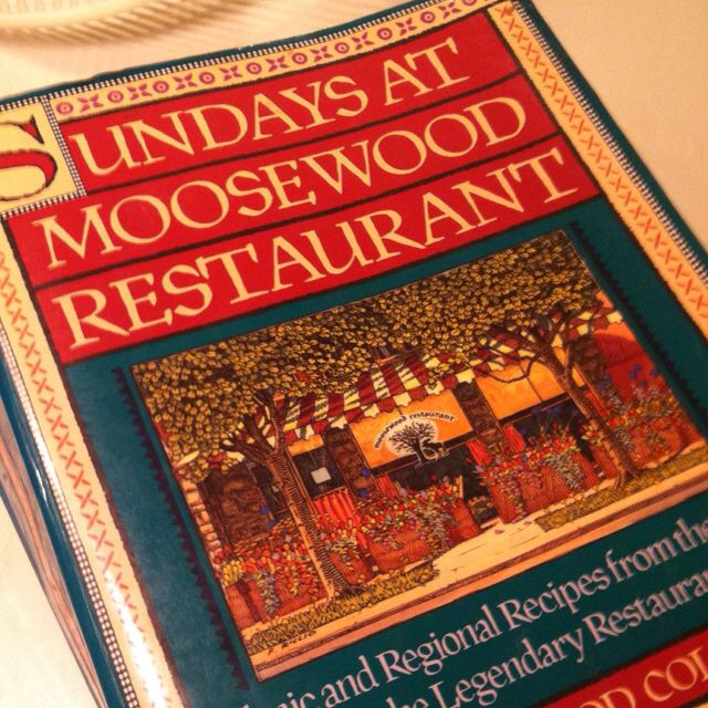 Favorite cookbook to read