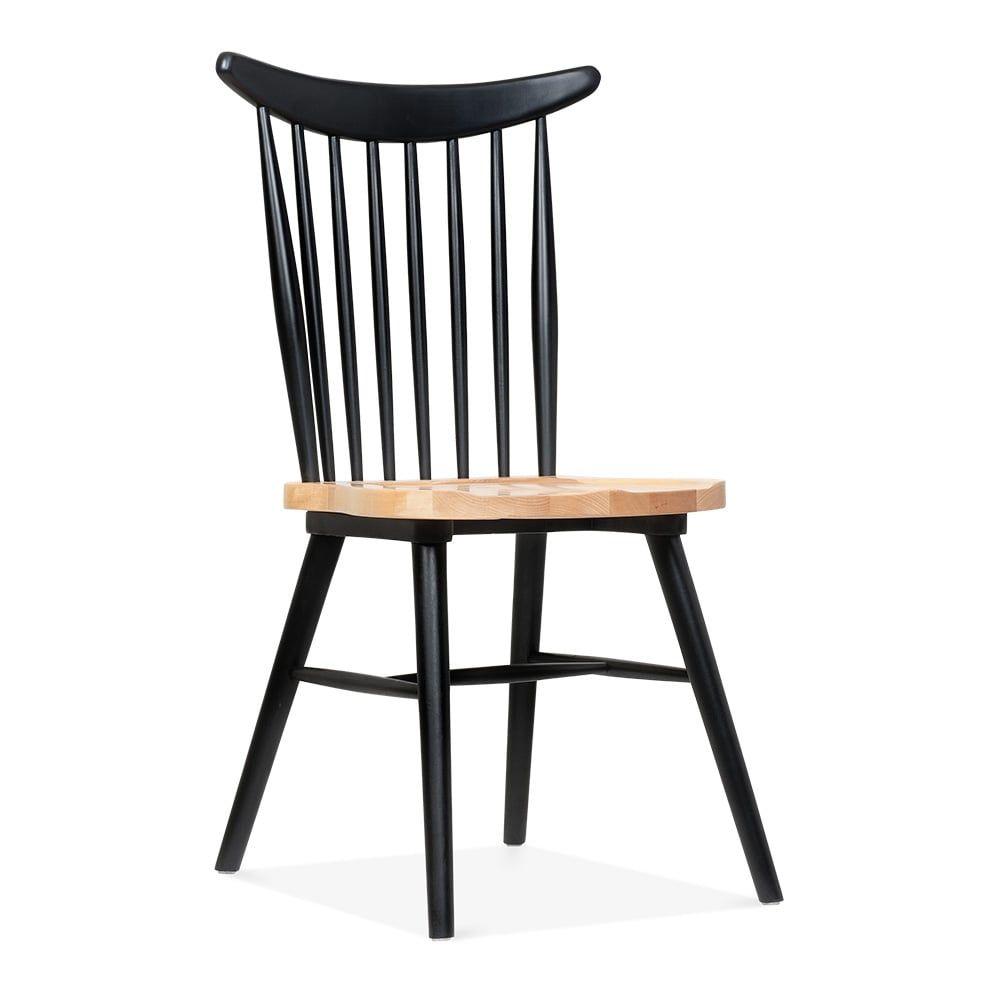 Bemerkenswert Stuhl Holz Sammlung Von Billig Schwarz