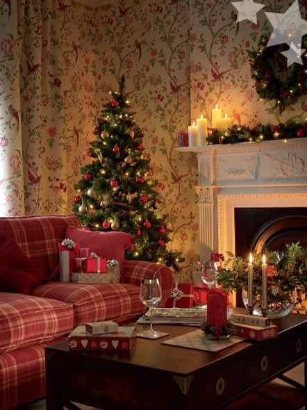 Christmas by Laura Ashley - Christmas By Laura Ashley N⭐️EL Pinterest Christmas
