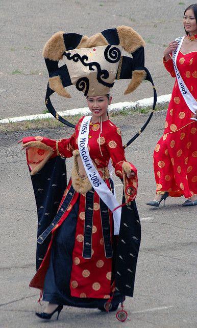 Meet Miss Mongolia, 2005