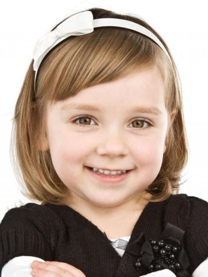 Little Girls Hairstyles For Short Hair Haircuts Gallery - Hairstyle for short hair little girl
