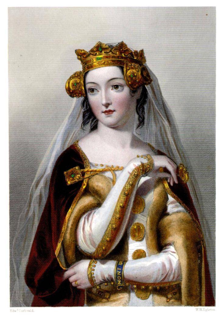 Jacobo Renovó La Alianza Antigua Auld Alliance En Inglés Con Francia Concertándose Entonces Su Matrimonio Philippa Of Hainault Queen Of England Plantagenet