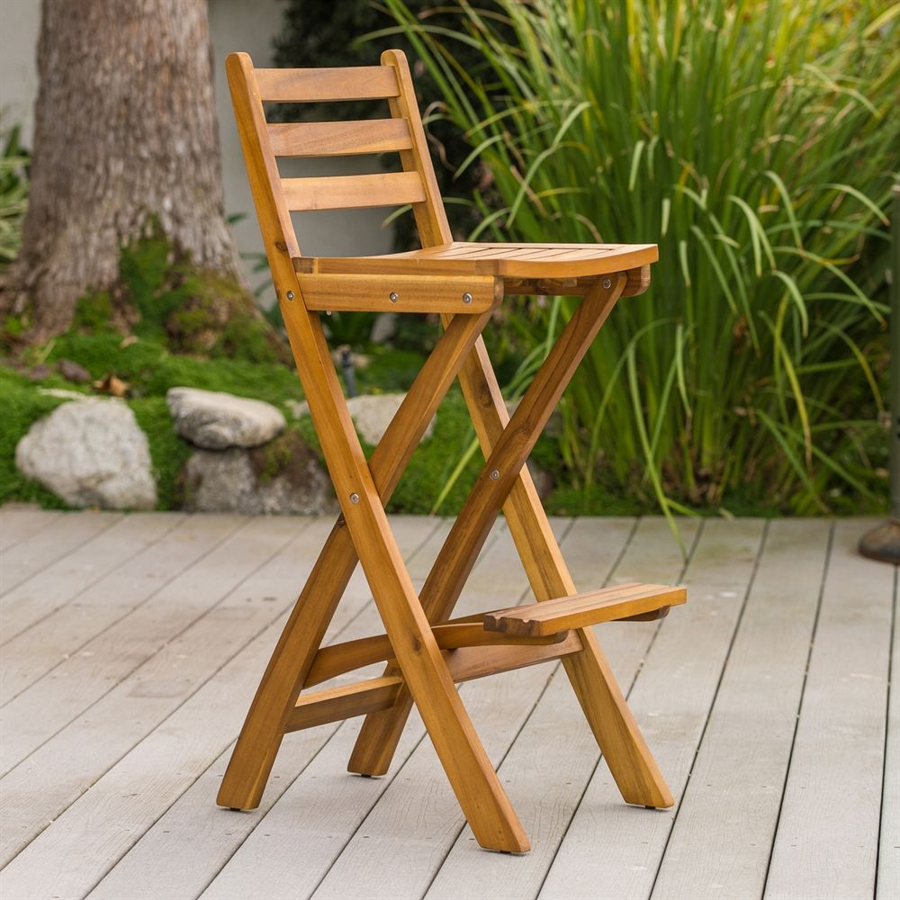 Shop Best Selling Home Decor Tundra Outdoor Bar Stool At