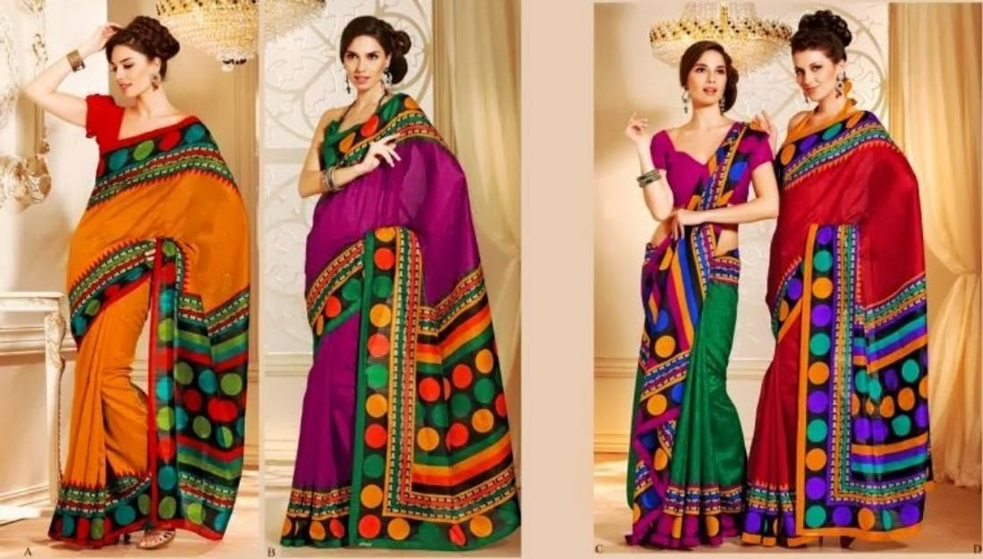 Women's sarees at myntra sale with lowest prices and huge discount offers.  Today deals for