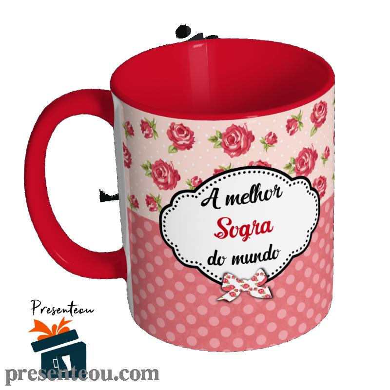 4434a32149542d Caneca Homenagem a Sogra Modelo 01   erika   Canecas, Ideias para ...