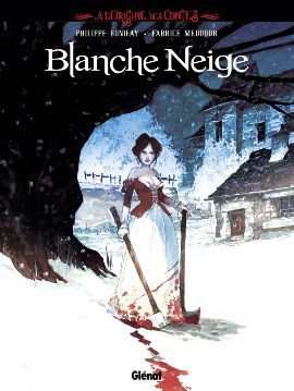 """Blanche Neige"" - Ill. Fabrice Meddour"