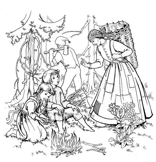 Soloillustratori: Le fiabe classiche illustrate dalla Kuhn