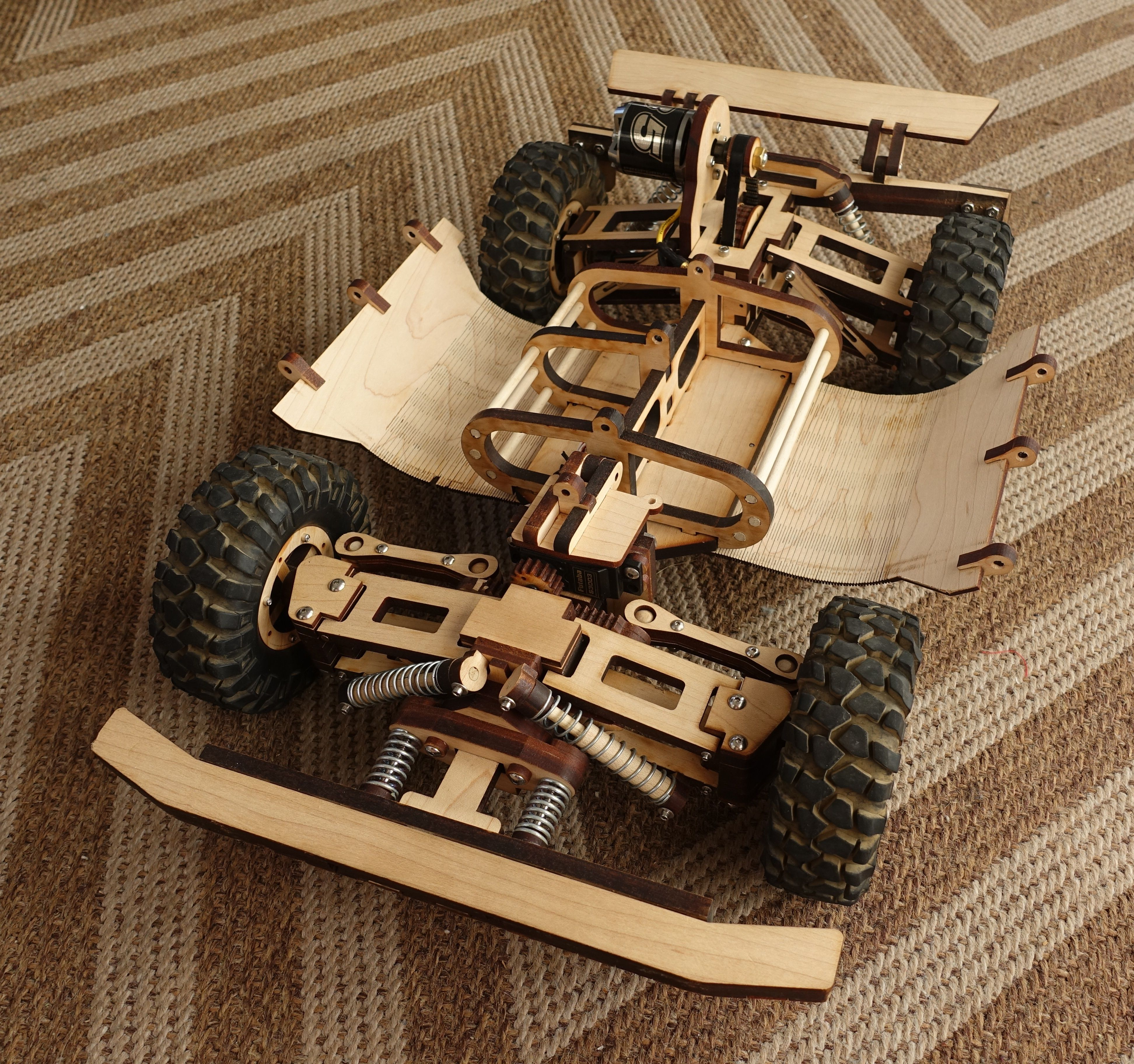 Undefined Laser Cutting Projects To Try Rc Cars Diy