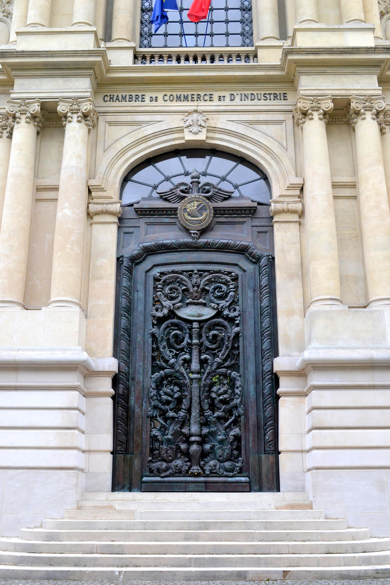 L 39 h tel potocki class monument historique aujourd 39 hui for Chambre commerce industrie paris