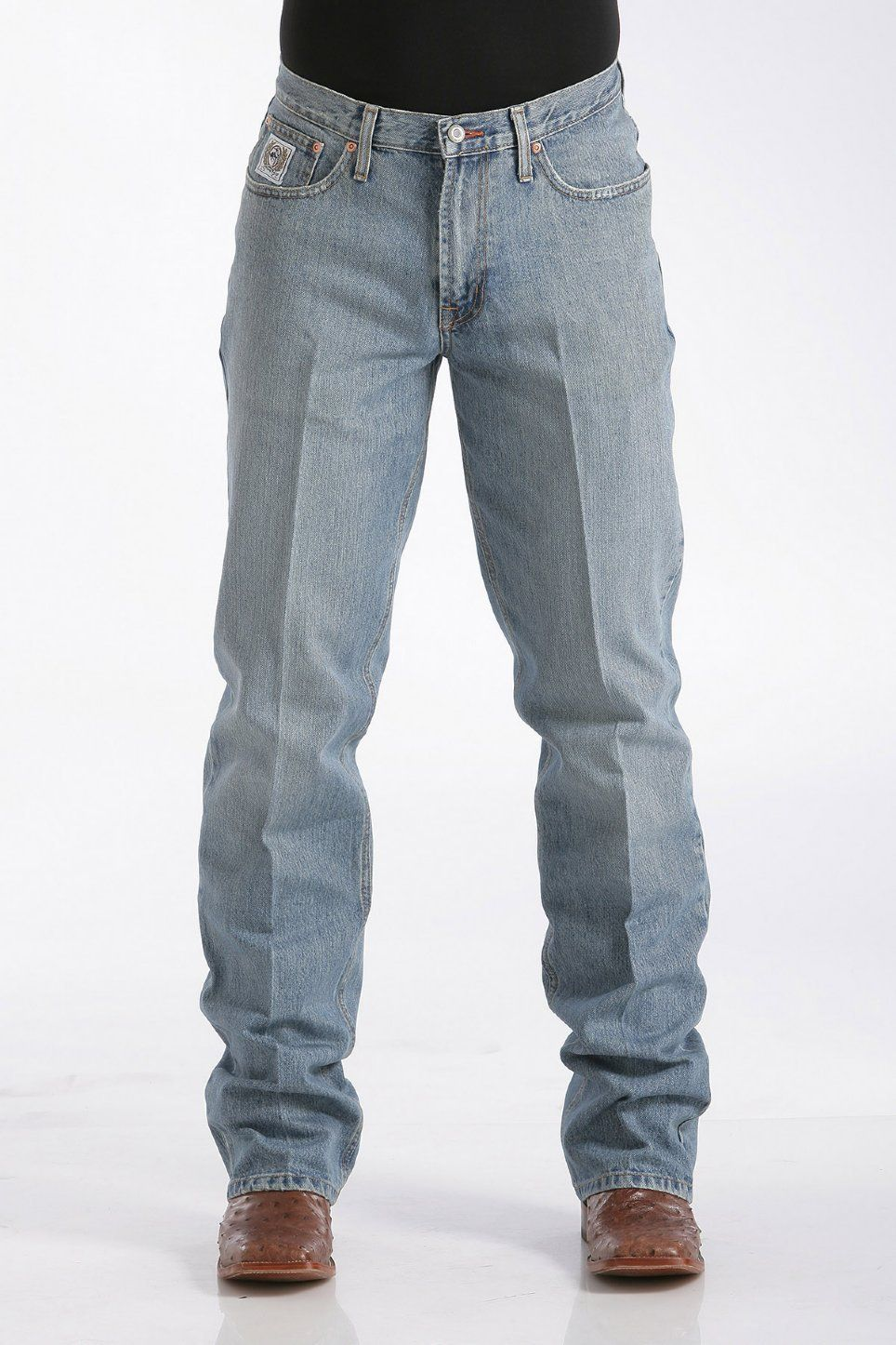 355c410cd7f WHITE LABEL - Mid Rise, Relaxed, Straight Leg The best-selling Cinch White  Label jean is available in many finishes, and features a mid rise and  relaxed ...