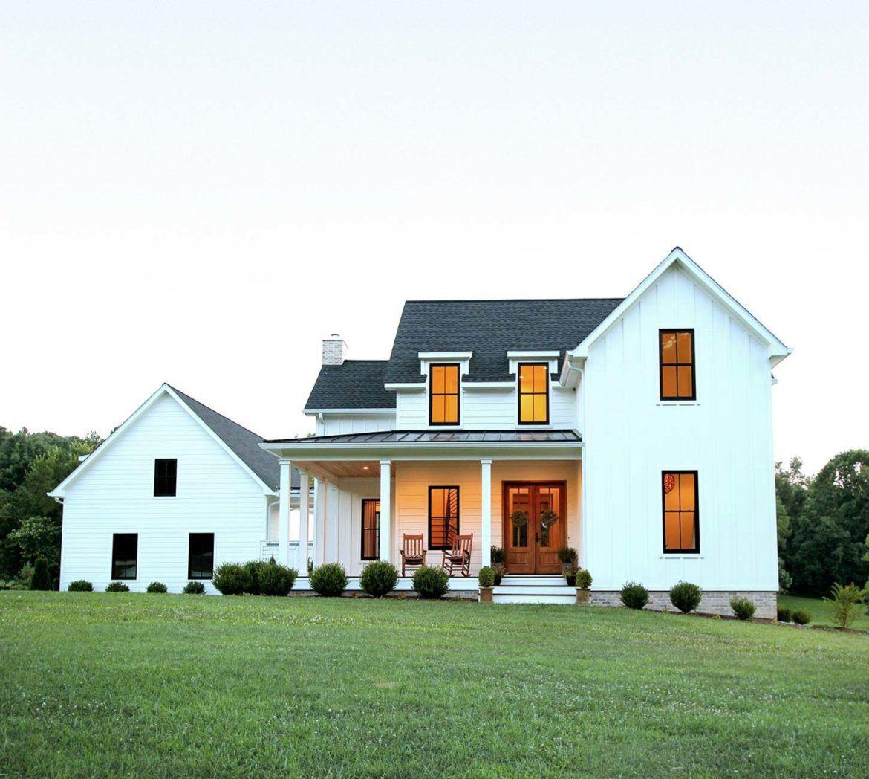 Window Ideas And Inspirations For Our New Home Modern Farmhouse Plans Modern Farmhouse Floorplan House Exterior