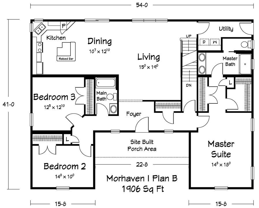 Floor Plans Long s Homes Custom Modular Homes and