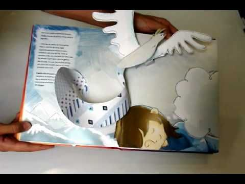 Pop Up Book Graduation Project Rubem Alves S The Girl And
