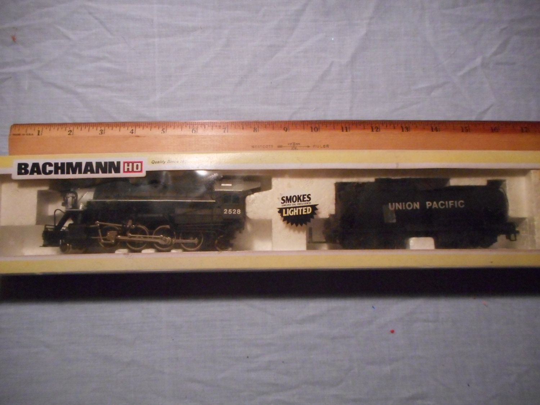 Vintage Unused, Bachmann Union Pacific, Mikado 2-8-2