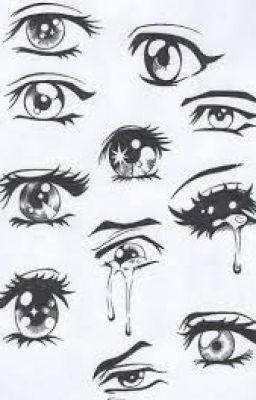 The Secret Drawings Easy Anime Eyes Anime Drawings