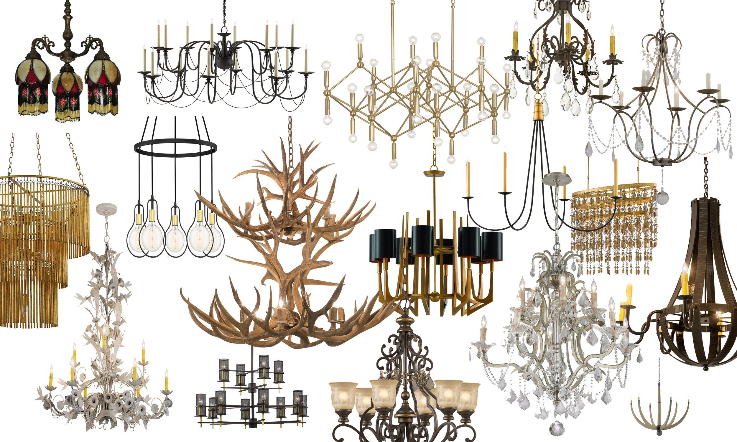 So Many Different Chandelier Styles Online On Sale Seattle