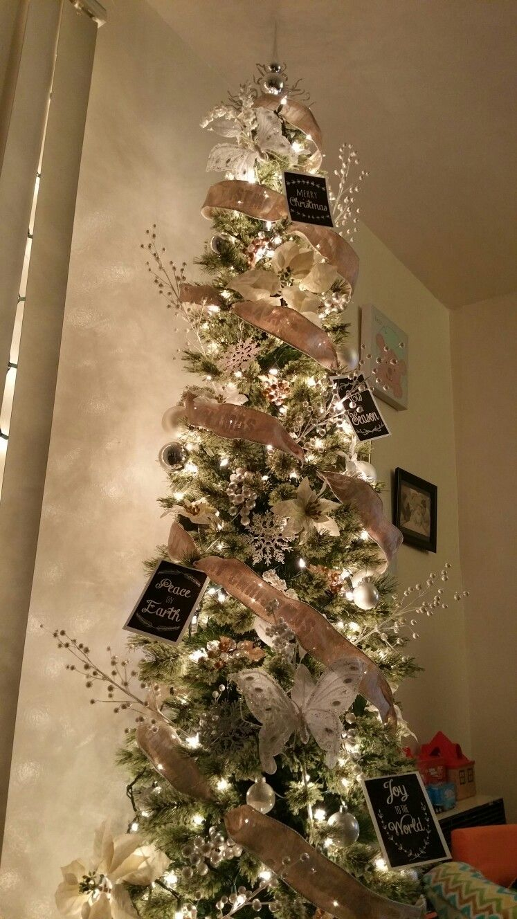 Christmas Garland Lighted