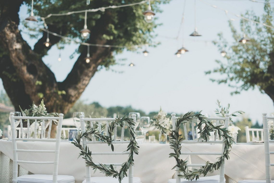 A Sweet Italian Wedding with an Ode to All Things Greek   Italian ...