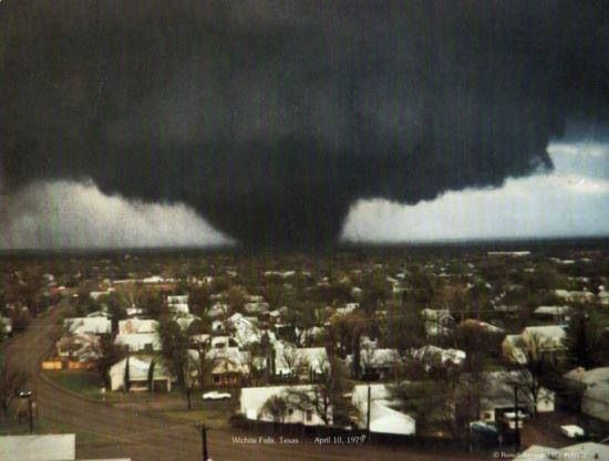 Wichita Falls 1979 Wild Weather Weather Photos Extreme Weather