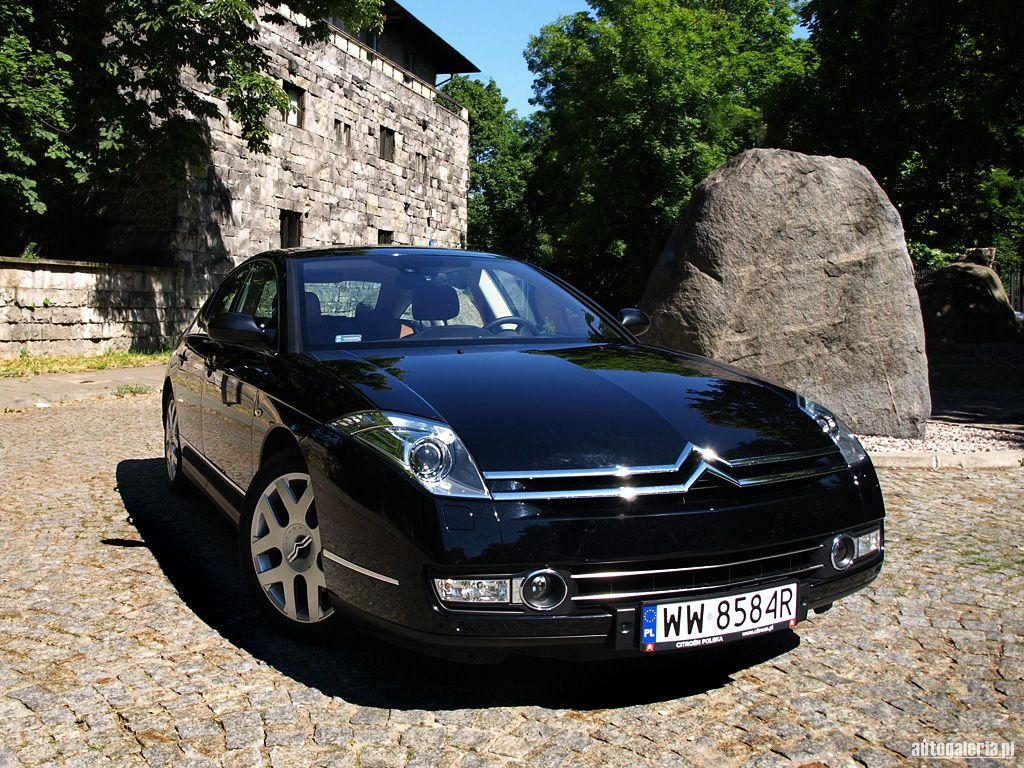 Citroen c6 2 7hdi diesel limousine find used car parts citroen c6 here http