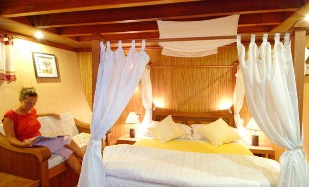 interior suite of Princess Haleema