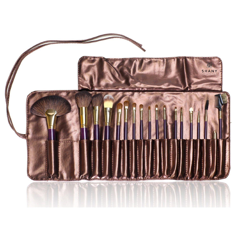 Shany Cosmetics NY Collection Pro Brush Kit, 13 Ounce (22