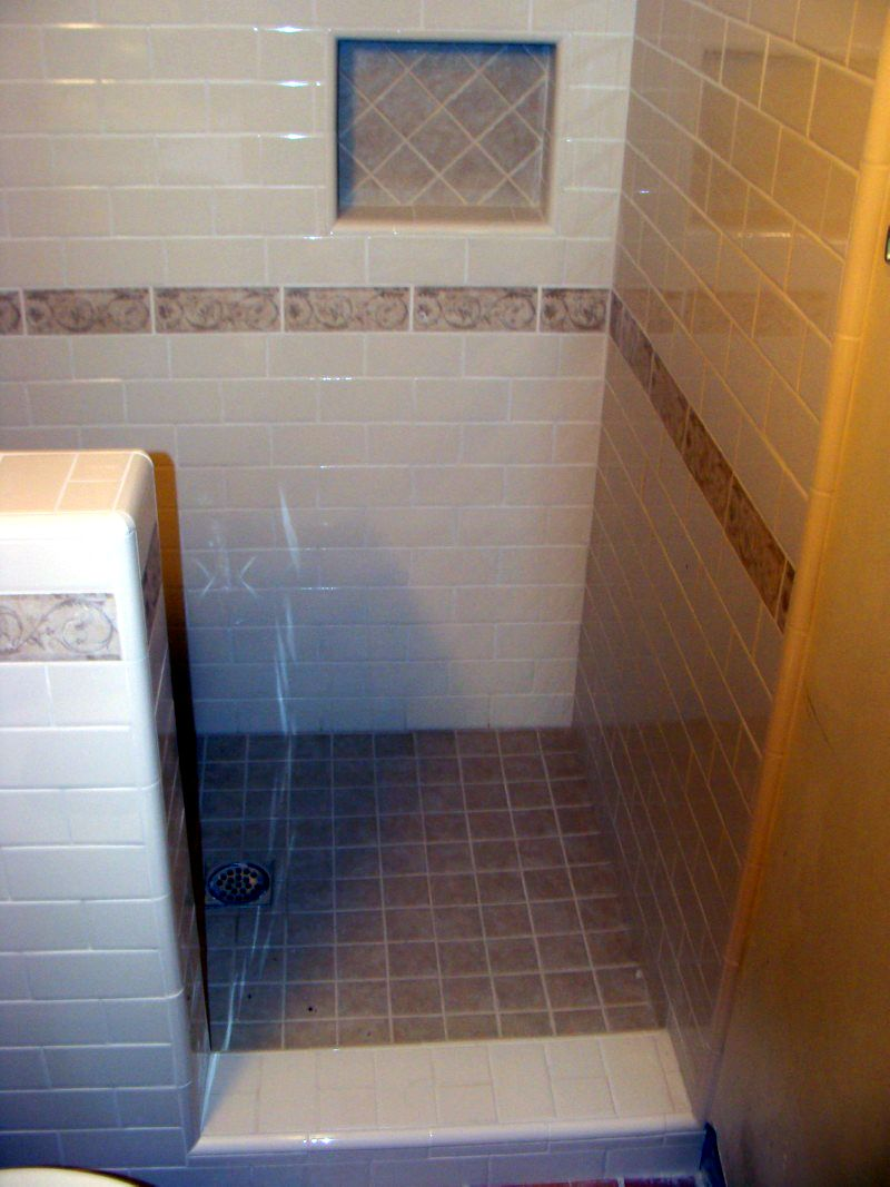 Shower Stalls for Tight Spaces | arcadia ca problem old shower ...