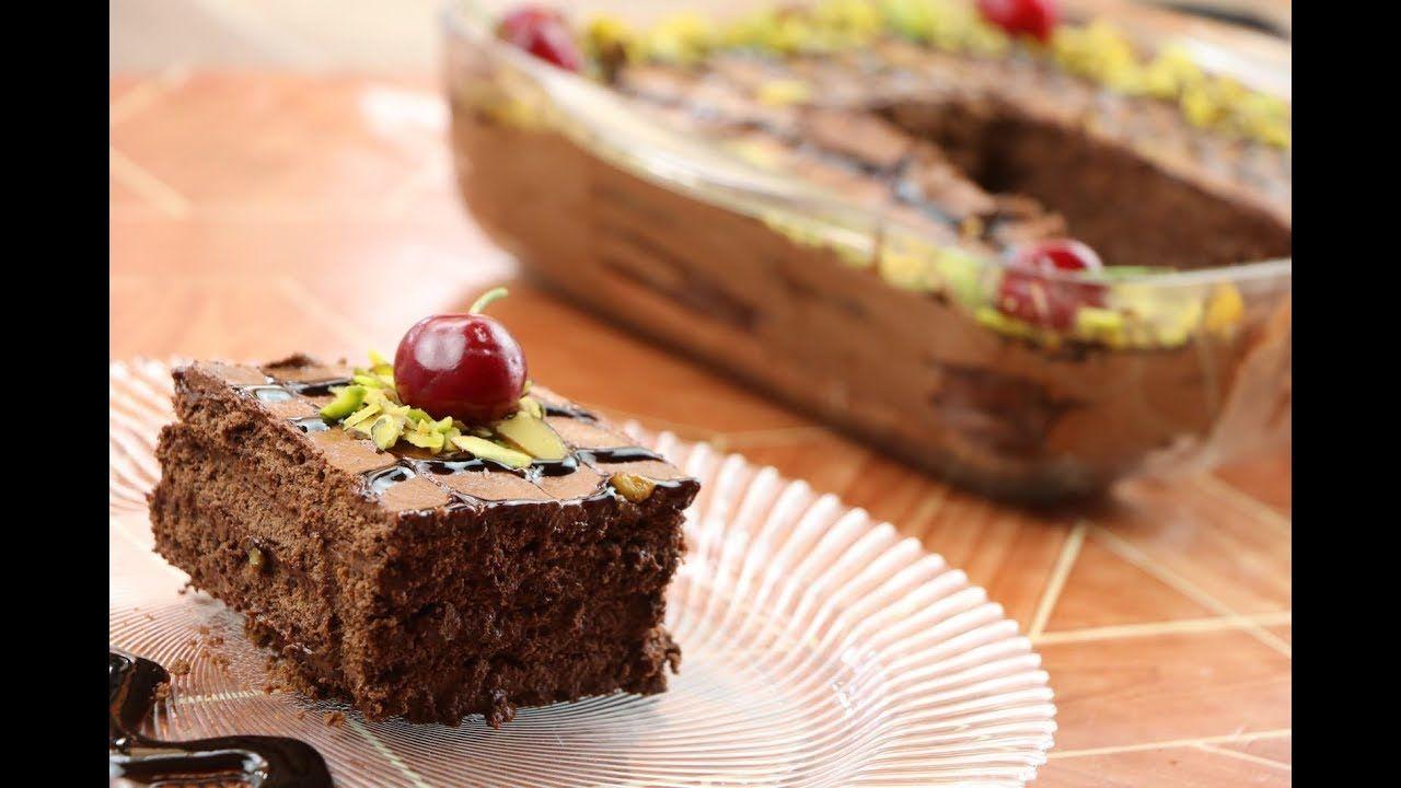 حلويات سهلة و سريعة و بدون فرن ب 3 وصفات مختلفة حلى سهل ة لذيذ مع رباح محمد Sweets Desserts Cooking