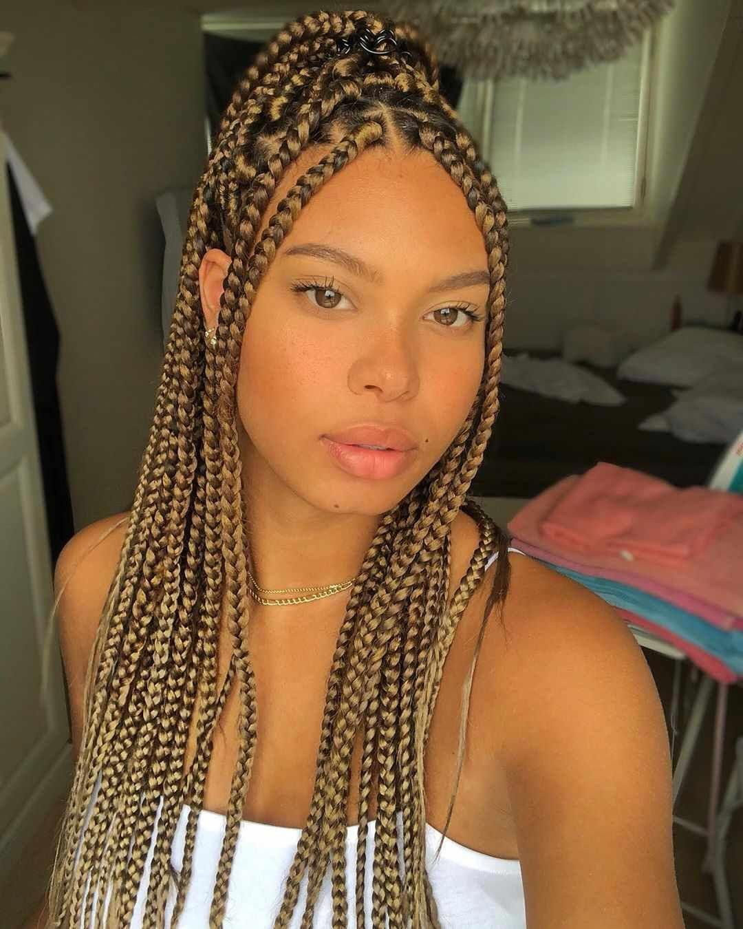 30 Most Popular Crochet Box Braids Hairstyles for Black
