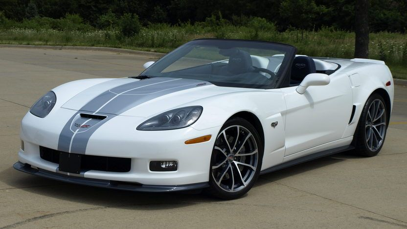 2013 Chevrolet Corvette Convertible S65 Chicago 2013
