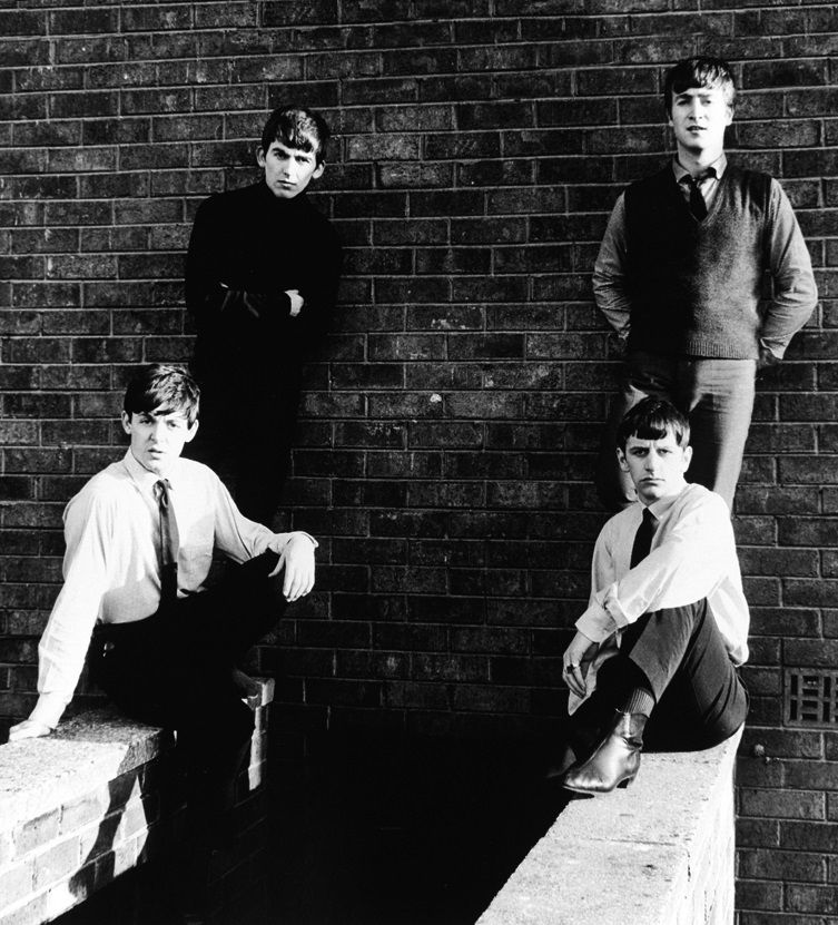 ♡ The Beatles ♡ 1963