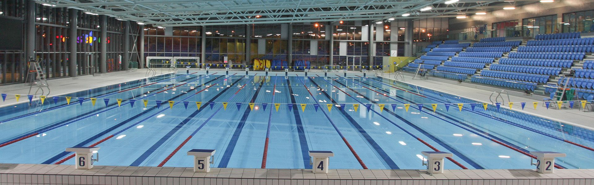cardiff international pool located in the heart of cardiff bay we are a modern facility offering an impressive olympic swimming pool ive swam here