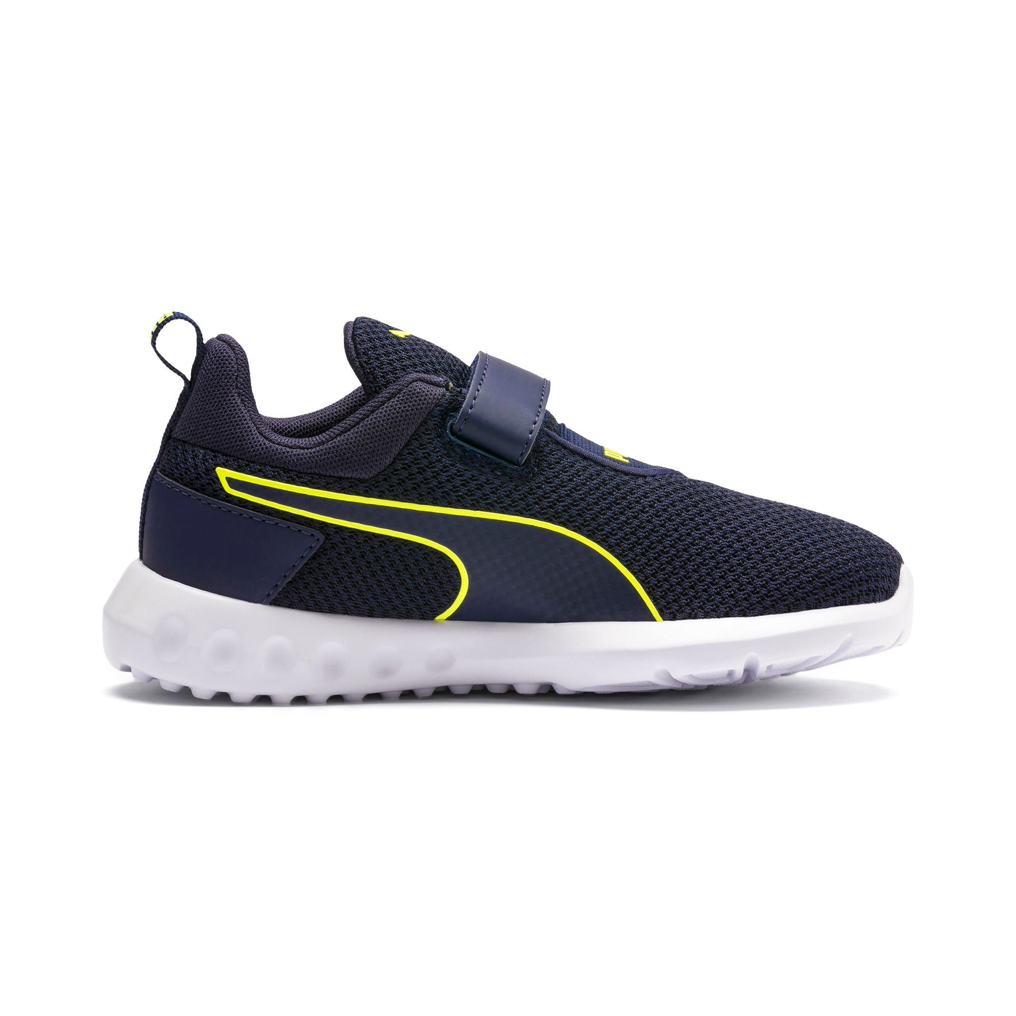 great fit sale usa online stable quality PUMA Carson 2 Concave Kids' Trainers in Black/Peacoat size 13.5 ...