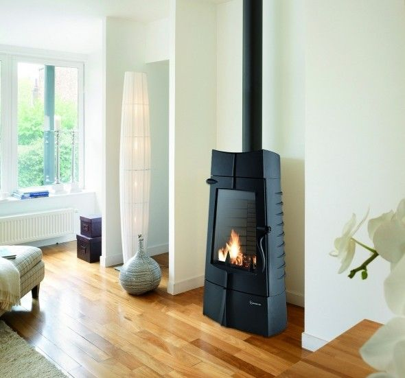 Invicta Chamane #Kampen #Fireplace #Fireplaces #Interieur