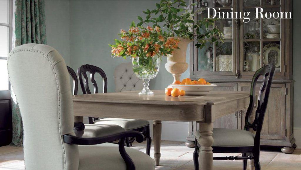 Old Bernhardt Dining Room Furniture