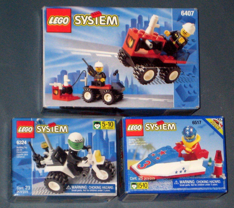 lego system set lot