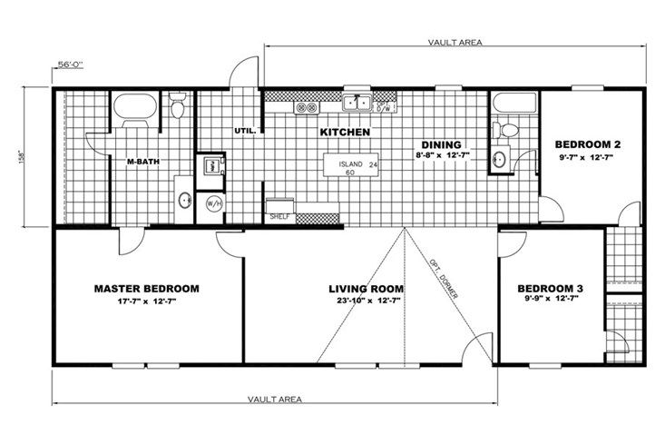Thrill Mobile Home Floor Plans Clayton Homes Floor Plans