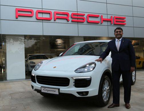 2015 Porsche Cayenne Launched In India Porsche New Porsche Car