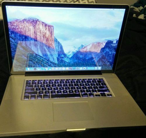 "Apple MacBook Pro A1297 17"" Laptop (October 2010) - Customized https://t.co/8QQW3afxj7 https://t.co/JXnz2LdnNK"