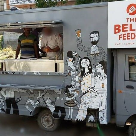 19 Food Trucks You Need To Visit In India With Images Food