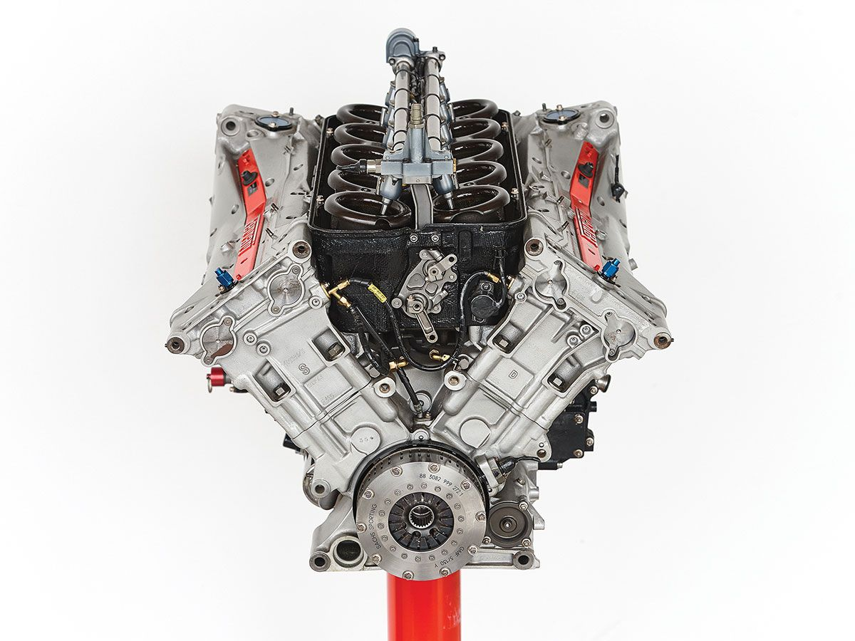 5 Things We'd Do With This Ferrari F1 Engine at Sotheby's