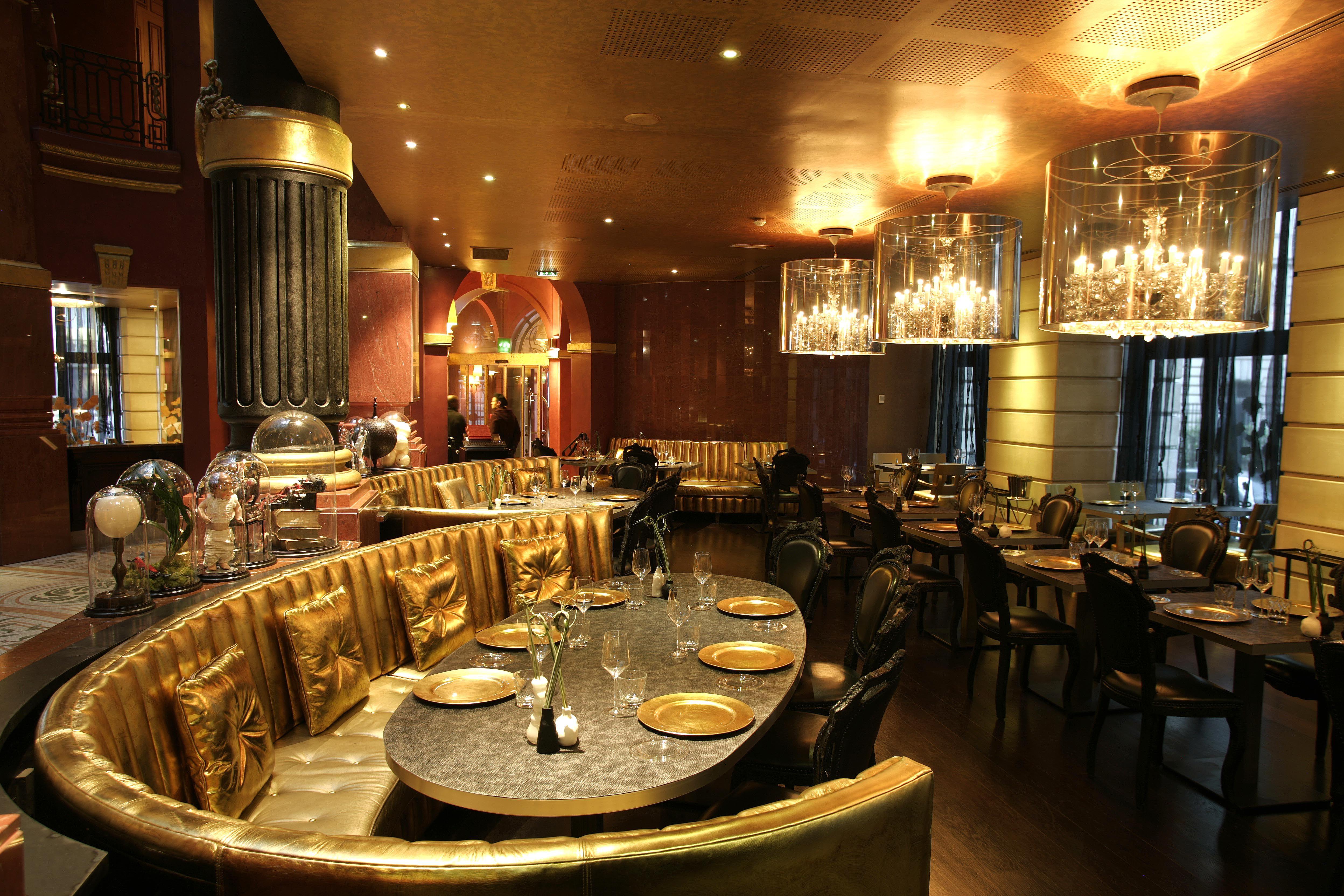 Five Star Restaurants Paris Hotel Banke Gives You A Creative Restaurant Josefin And Tail Bar The Tourist