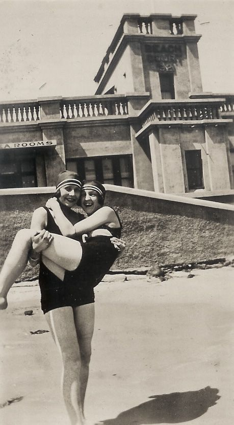 1925 At The Beach Vintage Beach Photos Vintage Swim Vintage