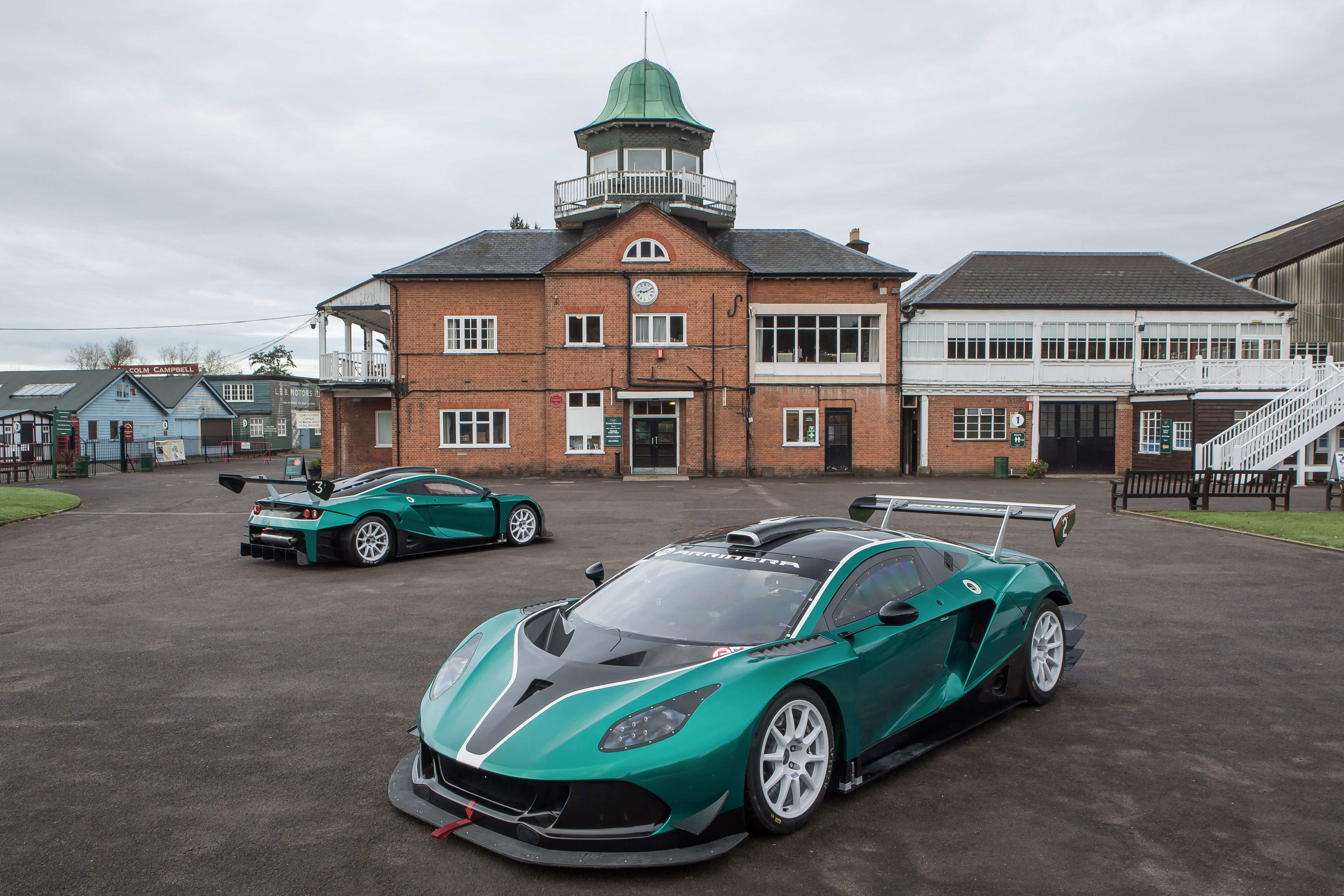 Motor N Arrinera Gt Draws Polish Related Inspiration From Racing Pioneers At Brooklands Super Cars Sport Cars Motor Car