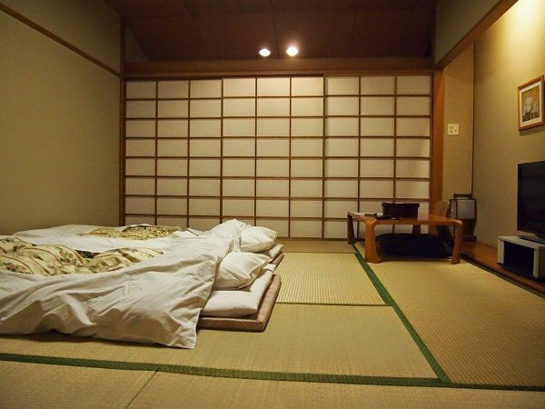 Japan Style Bedroom Furniture Interior Design Ideas Futon
