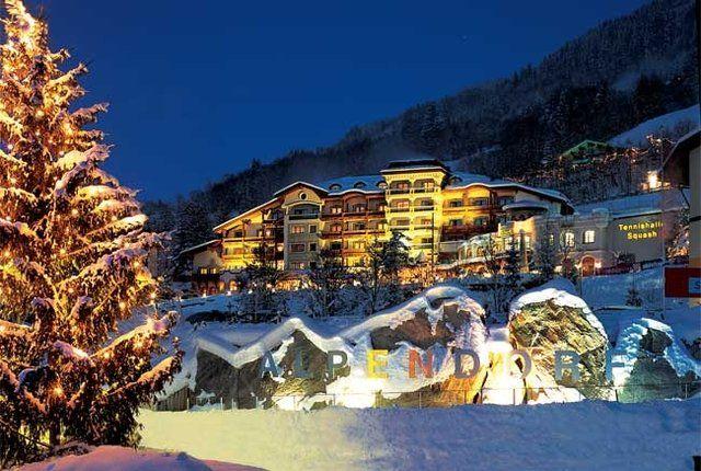 Hotel Alpina Wellness And Sporthotel Alpendorf Austria - Hotel alpina austria